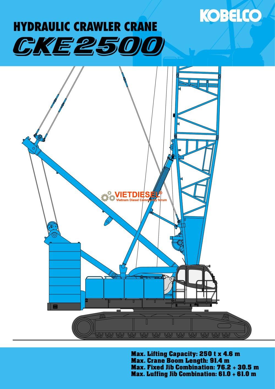 Kobelco Crane Service Manual All Product Vietdiesel Community Forum Wiring Diagrams
